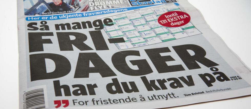 Oppslaget i Dagbladet mandag 23. august har provosert DinSides økonomiredaktør Kristina Picard.