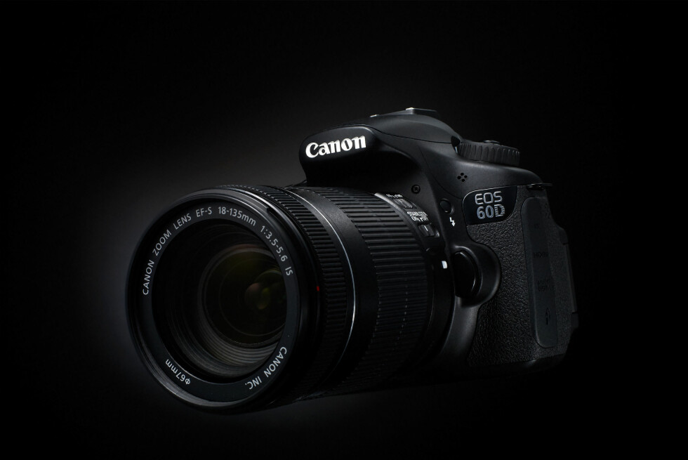 Canon annonserer EOS 60D