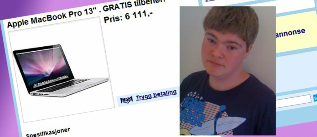 Snart to måneder etter at kjøper slo til på denne annonsen, har han fortsatt ikke mottatt noen MacBook.