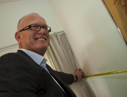 Skattedirektør Svein Kristensen tror vi vil få et mer rettferdig system med den nye ordningen. Foto: Per Ervland