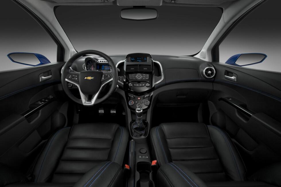2011 Chevrolet Aveo RS show car. X11CH_AV012  (United States) Foto: Wieck