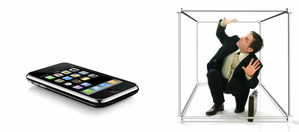 Slik jailbreaker du iPhone