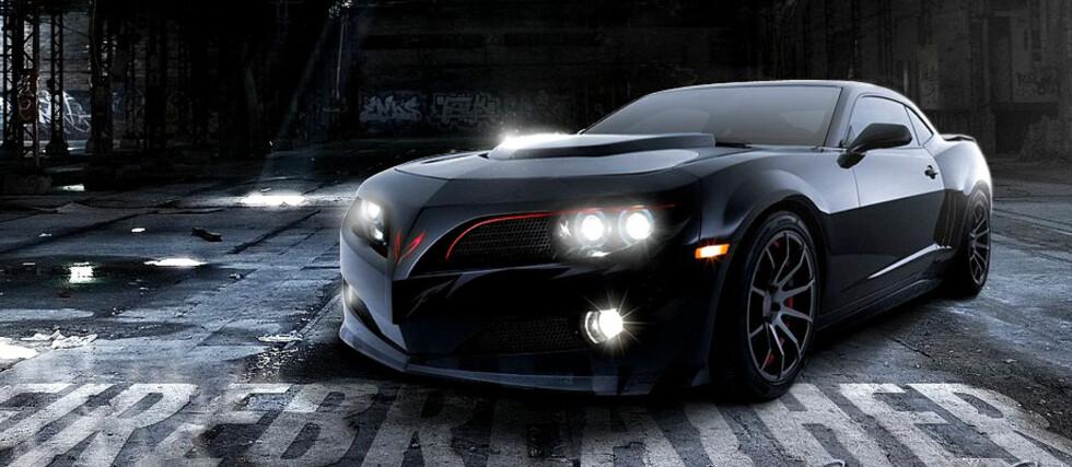 Pontiac er død - leve Firebird!