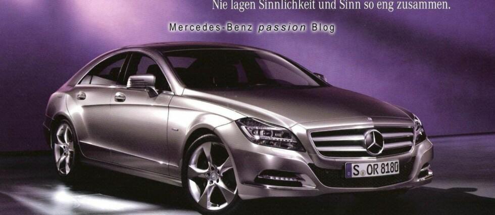 Oj, Mercedes - for en glipp!