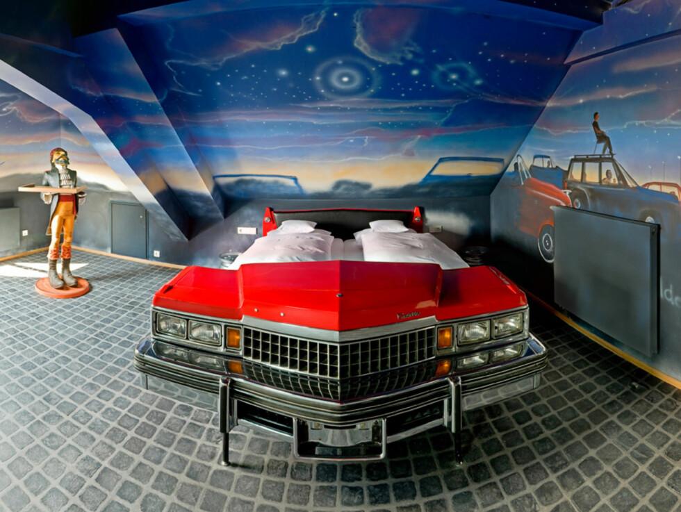 Temarom: Drive in-kino Foto: V8 Hotel