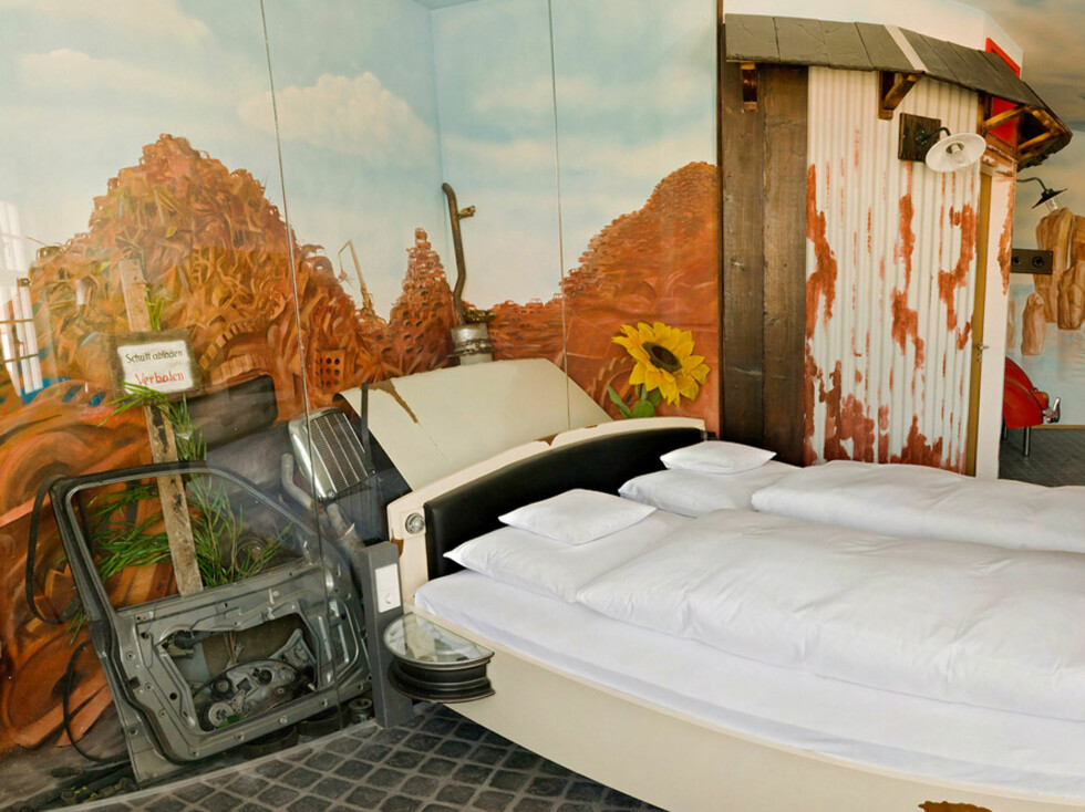 Temarom: Nostalgi Foto: V8 Hotel
