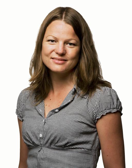 Kommunikasjonsrådgiver Charlotte Erikstad i NetCom forteller at de får leveranser med flere iPhone 4 hver fredag.