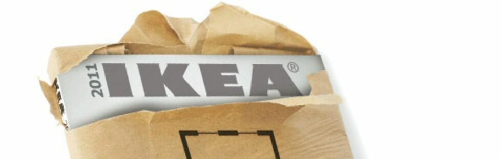 Neste uke slippes Ikea-katalogen i Norge. Men du kan ta en smugtitt på nyhetene allerede nå.  Foto: Ikea