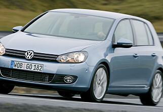 Volkswagen beholder teten