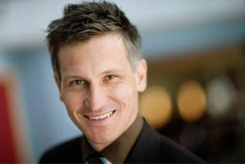 Direktør i Datatilsynet Bjørn Erik Thon vil invitere Tele2 og Bipper til en samtale om den nye tjenesten. Foto: Bjørn-Eivind Årtun