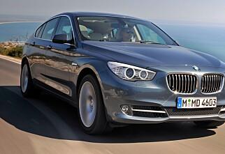 BMW 5-er GT: Romslig og deilig