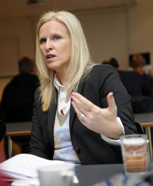 Sidsel Sodefjed Jørgensen, forbrukerøkonom i DnB NOR Foto: DnB NOR