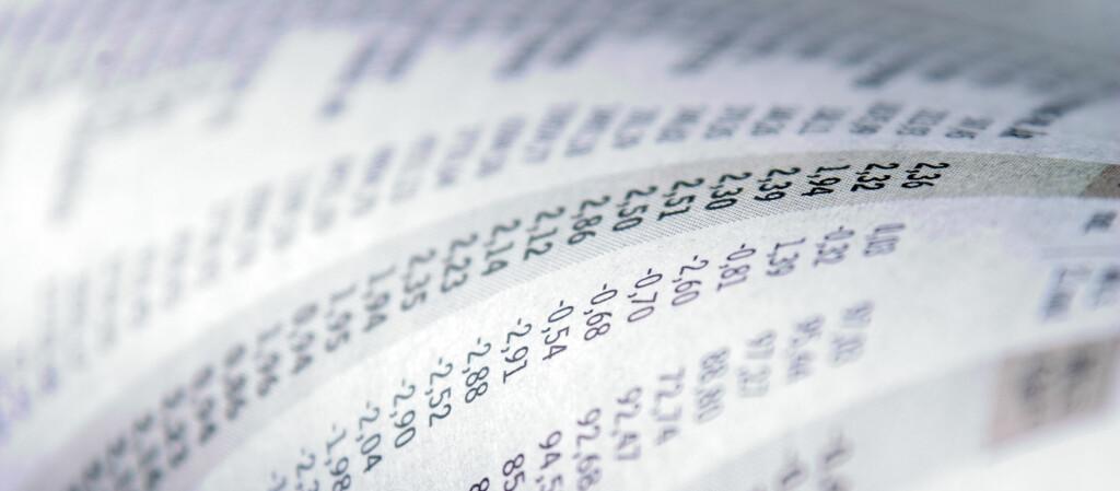 <B>SVARTELISTE:</B> Nær 200.000 nordmenn har betalingsanmerkninger. Disse vil blant annet ha problemer med å få lån. Foto: Colorbox.com
