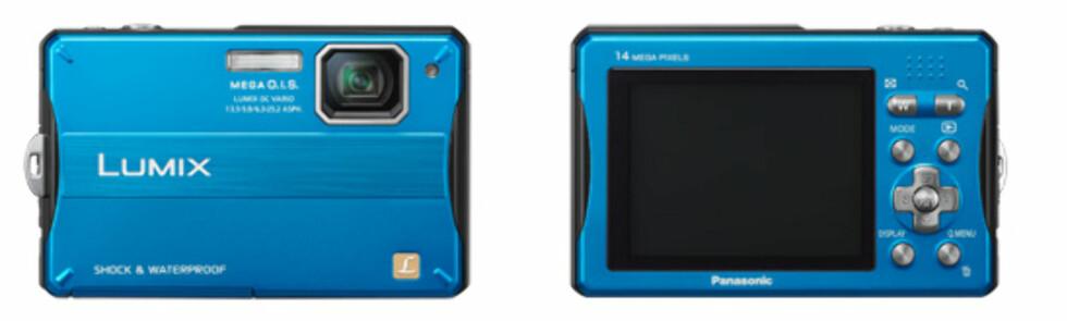 Panasonic annonserer LX5, FZ100, FX700, FT10 og FZ45
