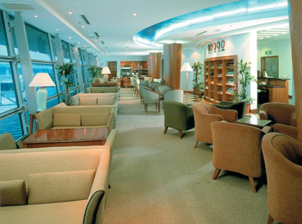 Fra flyplassen i Kuala Lumpur - Plaza Premium Lounge Satellite Building. Foto: Priority Pass
