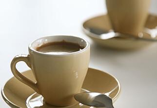 Kaffe kan forebygge munnkreft