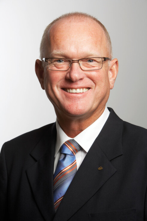 Skattedirektør Svein Kristensen i Skattedirektoratet