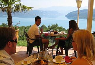 Sjekk inn: Hotel Les Cavalets