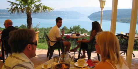 image: Sjekk inn: Hotel Les Cavalets