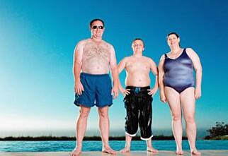 Snart tjukkest i verden
