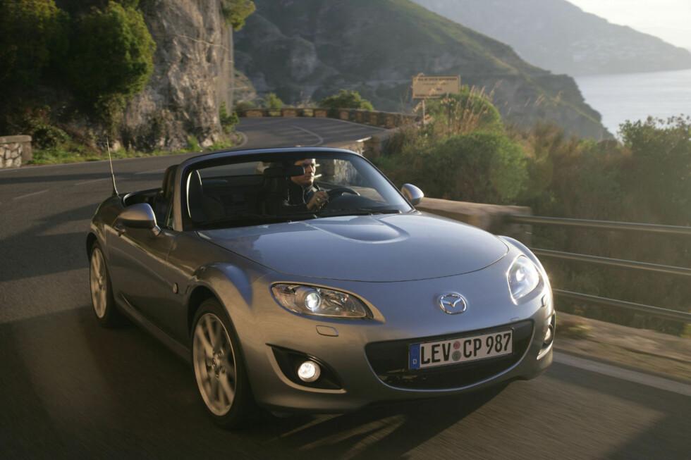 Foto: Pressebilde Mazda