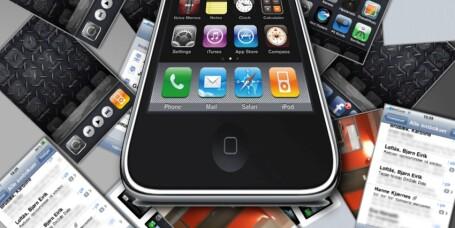 Slik er Apple iOS 4
