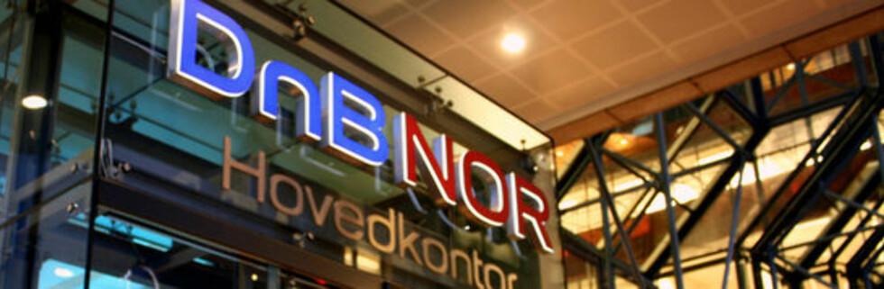 Det er foreløpig uklart om DnB NOR vil anke dommen fra Oslo Tingrett. Foto: Kim Jansson