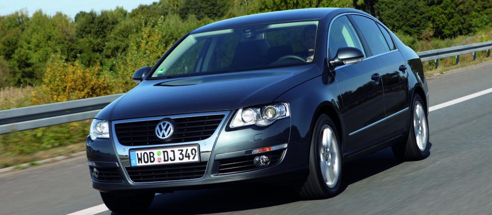 Volkswagen Passat 1.4 TSI Ecofuel er i følge den svenske foreningen Gröna Bilistar den beste miljøbilen