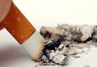 Slutter å røyke på Facebook
