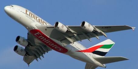Gigantbestilling av A380