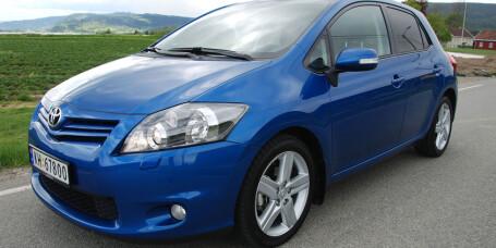 TEST: Klart bedre Toyota Auris