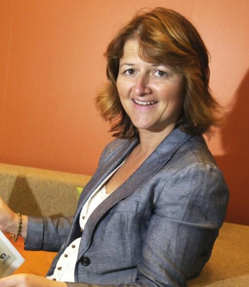 Ellen Dokk Holm, forbrukerøkonom i Postbanken Foto: Postbanken