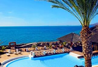 Sjekk inn: Hotel Hesperia Lanzarote