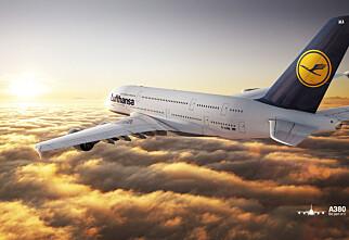 Slik ser Lufthansas nye A380 ut