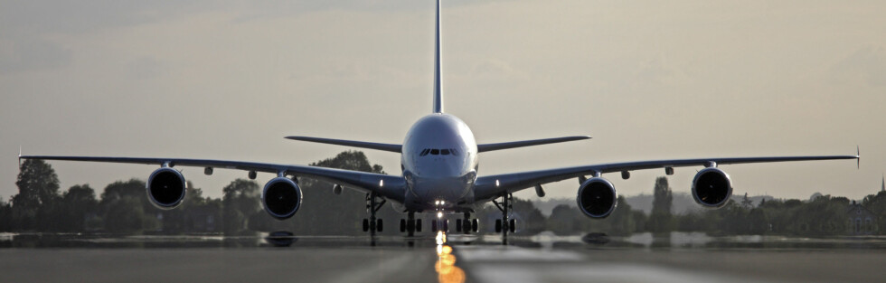 A380-flyet til Air France tar 538 passasjerer. Foto: Air France