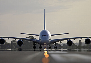 Fly superjumboen A380 for under 800 kroner