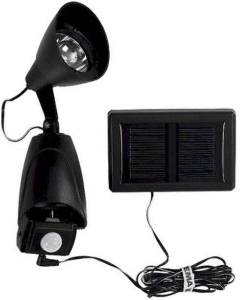 Bevegelsesaktivert lampe fra Biltema - 169 kroner