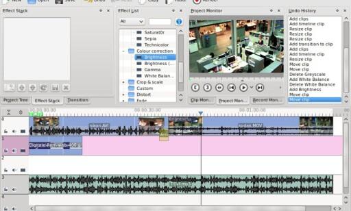 image: Videoredigering i ny Ubuntu