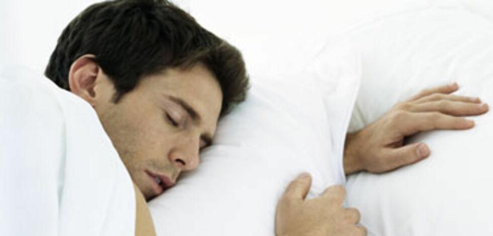 image: Lite søvn = tidlig død