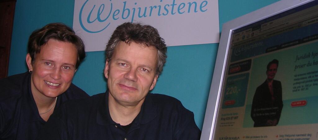 Webjuristene er en nettbasert rettshjelperkjede. Nå stiller juristene Nina Dybedahl, Carl Kjeldsberg samt Marianne Smith (ikke avbildet) til nettprat her på DinSide.
