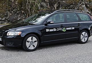 Test: Rimelig storselger fra Volvo