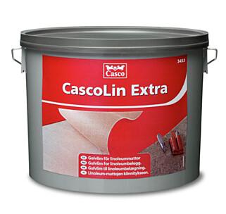 SPANN: Har du store flater som skal limes, kan det lønne seg å kjøpe lim i spann. Foto: Casco