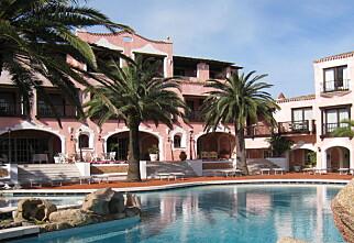 Sjekk inn: Hotel Le Palme