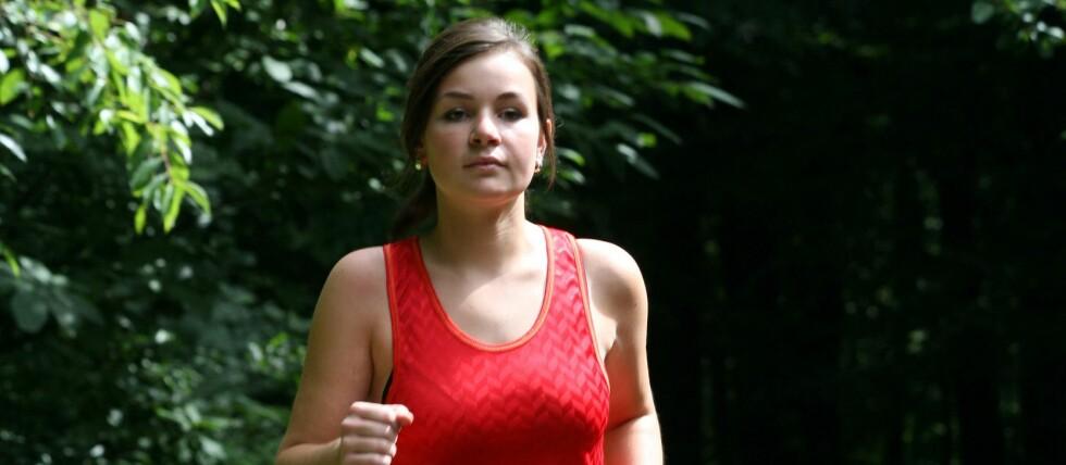 ASTMA AV POLLEN: Allergikere kan oppleve astmasymptomer i pollensesongen - spesielt under trening. Foto: Colourbox.com
