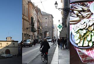 Fem grunner til å besøke Parma