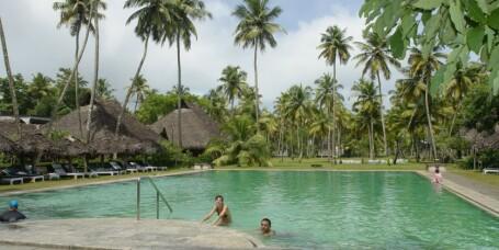 Sjekk inn: Marari Beach Resort