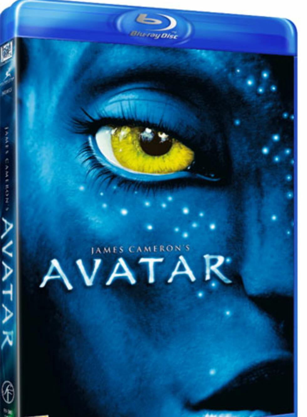 Blu-ray coveret Foto: Produktbilde/Copyright 20th Century Fox