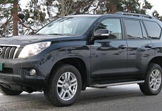 Også Toyota LandCruiser tilbakekalles