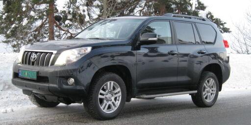 image: Også Toyota LandCruiser tilbakekalles