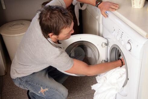 Alle maskinene er testet i forhold til et ordinært europeisk vaskemønster.  Foto: Colourbox.com